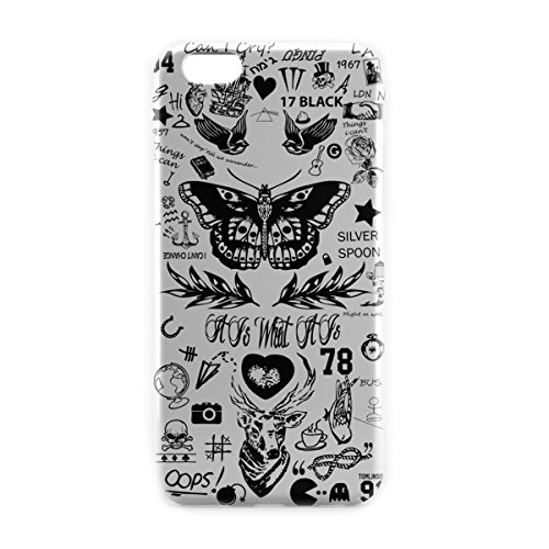 Noonew Larry Stylinson Tattoo Iphone 6 Case [Electronics]