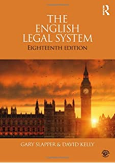 Legal skills amazon emily finch stefan fafinski the english legal system 2 fandeluxe Choice Image