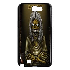 Generic Case Iron Maiden Band For Samsung Galaxy Note 2 N7100 Q2A2217789