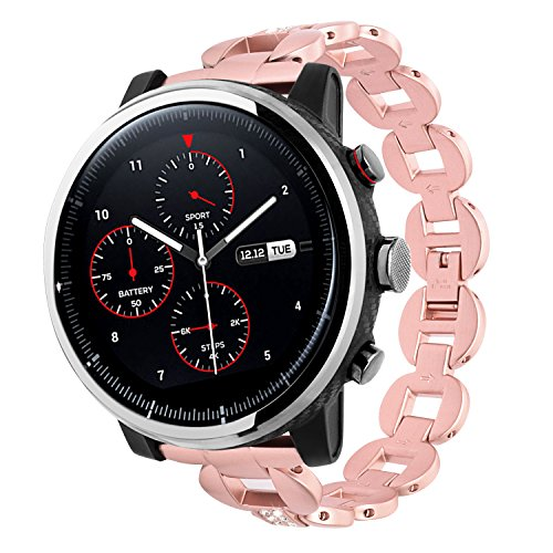 cc090649669 Galleon - Lwsengme Watch Band For Samsung Gear S3 Classic