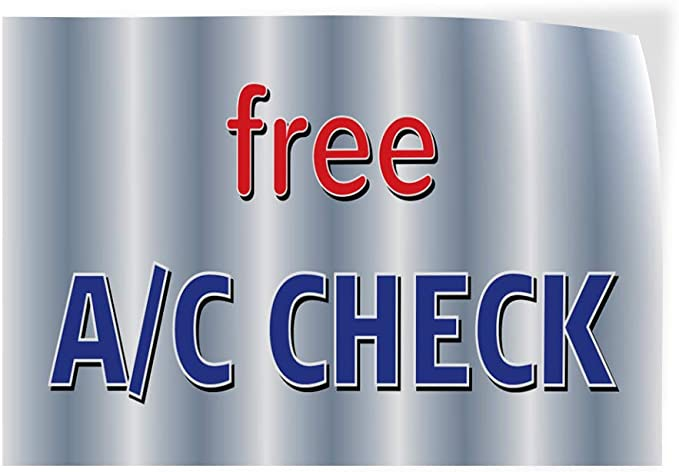 Vinyl Banner Sign Engine Lights On? Free Diagnostic Check Marketing Advertising Black 6 Grommets Set of 2 32inx80in Multiple Sizes Available