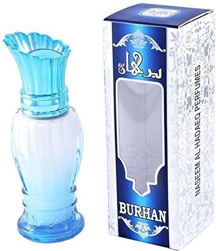 Burhan Khalta de Naseem Perfume Hombre y Mujer - SIN ALCOHOL Eau de Parfum, 50ml