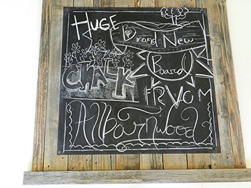 Huge Barnwood Chalkboard
