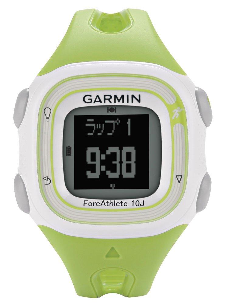 GARMIN(ガーミン) ランニングGPS ForeAthlete 10J グリーン 【日本正規品】