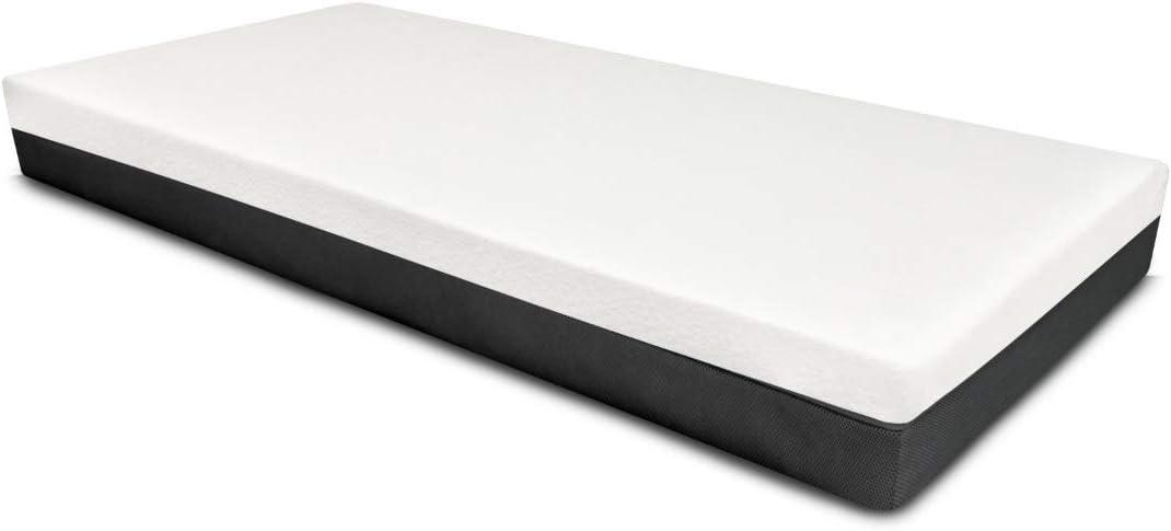 Duérmete Online - Duérmete Viscoelástico Artimat Plus Colchón Articulable Perfilado, 90x190