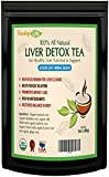 Liver Detox tea with burdock...