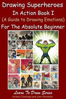 how to draw superheroes for beginners