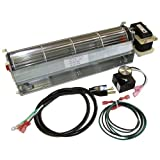 Cheap BK GA3650 GA3650B GA3700 GA3700A GA3750 GA3750A Fireplace Blower Fan Kit for Desa FMI Vanguard Vexar Comfort Flame Glow