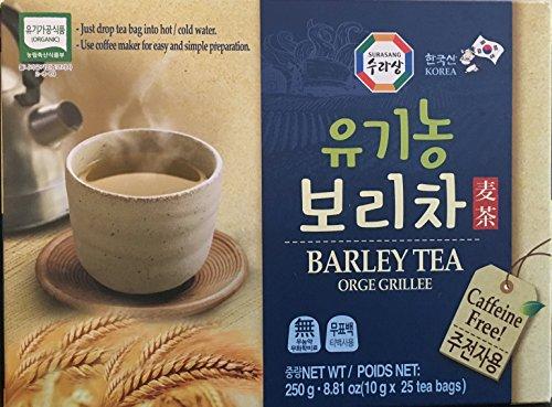 Surasang Barley Tea - 25Bags by Surasang (Image #2)