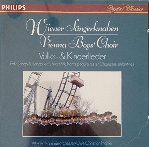 Wiener Sängerknaben (Vienna Boys' Choir): Volks- & Kinderlieder (Folk Songs & Songs for Children)