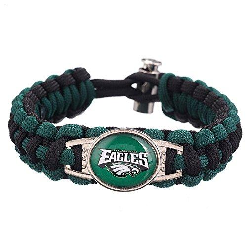 (New Style Philadelphia Eagles Bracelet)