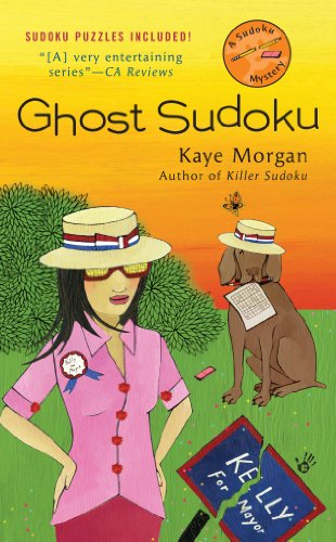 Ghost Sudoku (A Sudoku Mystery Book 5)