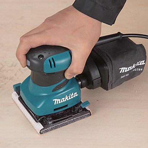 Makita BO4556 2 Amp Finishing Sander by Makita (Image #2)