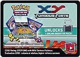 pokemon codes plasma freeze - Pokemon Trading Card Game: 36 Online Codes (PTCGO) - XY Furious Fists