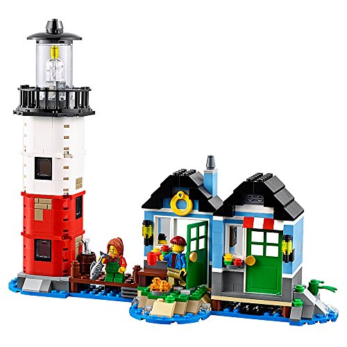 Lego creator lighthouse point 31051 building toy buy for Building maker online