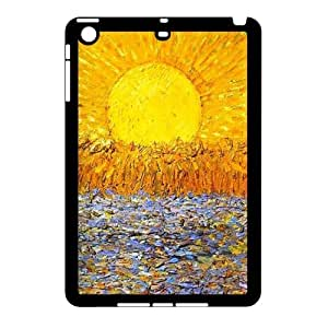 D-PAFD Design Case Oil painting Customized Hard Plastic Case for iPad Mini