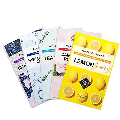 Etude House I Need You Mask Sheet 30pcs Lot Facial Skincare