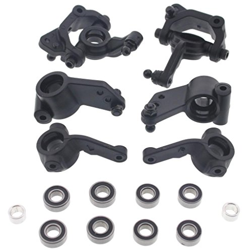 Upright Bearings (HPI 1/10 Blitz Flux FRONT UPRIGHTS, AXLE CARRIERS, STEERING BLOCKS & 8)
