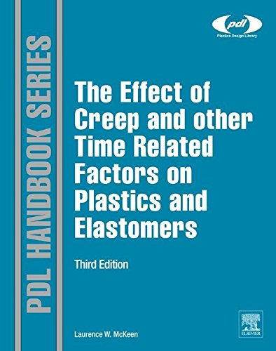 The Effect of Creep and other Time Related Factors on Plastics and Elastomers (Plastics Design - Pek Systems