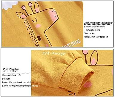 biancheria intima lunga e lunga pigiama intimo termico biancheria intima termica per bambini e ragazzi top e pantaloni XM-Amigo Ragazzo Bambini e Ragazzi 3 set da 6 pezzi strati termici per bambini