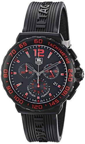 - TAG Heuer Men's CAU111D.FT6024 Formula 1 Analog Display Quartz Black Watch