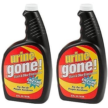 Amazon Com Urine Gone Refill 48 Oz 2 Bottles Of 24 Oz