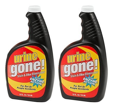 Urine Gone Refill 48 oz (2 bottles of 24 oz)