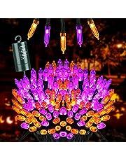 10M 100 LED Lichtslingers op Batterijen