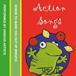 Action Songs: Songs to make you out of breath! | Jonathan Langley