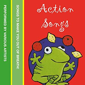 Action Songs Audiobook
