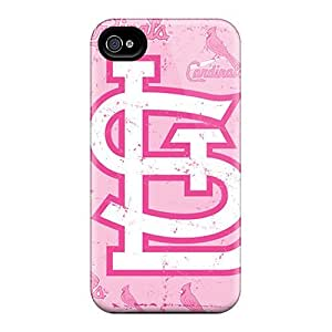 Iphone 6 Case, Premium Protective Case With Awesome Look - St. Louis Cardinals