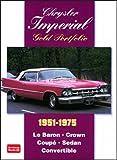 Chrysler Imperial, 1951-1975, R. M. Clarke, 1855206625