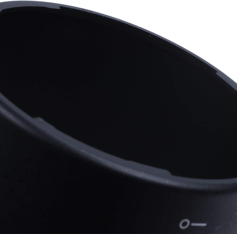 WOVELOT HB-7 II Plastic Petal Lens Hood for Af Nikkor 80-200mm F//2.8d Ed Lens Black