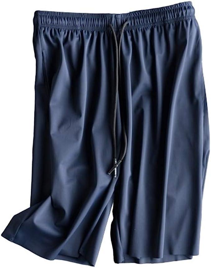 Pantalones Cortos De Seda De Hielo, Pantalones De Cinco ...