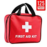 Hometeke First Aid Kit for Emergency (125 Pieces)