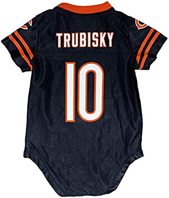 new arrival c9445 8f56a Amazon.com : Outerstuff Mitchell Trubisky Chicago Bears #10 ...