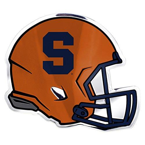 NCAA Syracuse Helmet Emblem, One Size, One Color