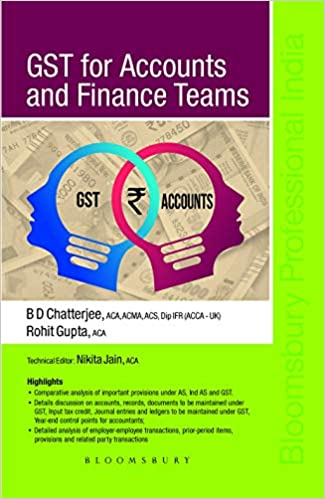 GST for Accounts and Finance Teams