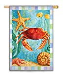 Evergreen Flag, Reg, Undersea Crab For Sale