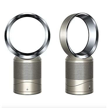 Dyson DP01 US Dyson Purifier Pure Cool Link Nickel Desktop Desk Fan