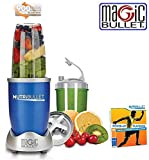 NutriBullet by Magic Bullet 9-Piece High-Speed Blender/Mixer System, 900 Watts