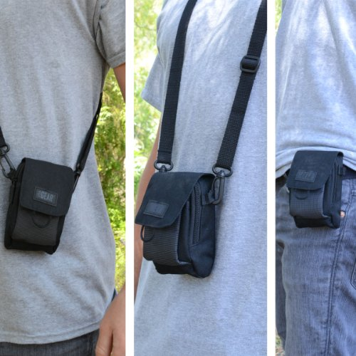 Usa Gear Laser Rangefinder Case Holster With Shoulder