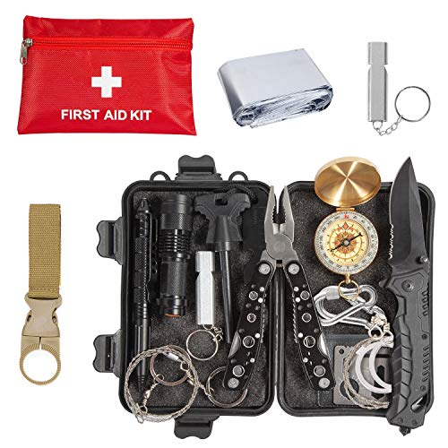 Emergency Survival Flashlight Wilderness Earthquake product image
