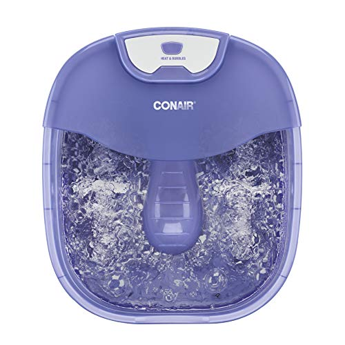 Conair Heat Sense Heated Foot Spa/Pedicure Spa ()