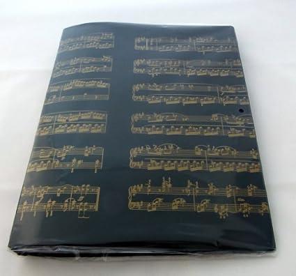 Gold 40 Ordner Musik Taschen Schwarz Themen Kunststoff BeWCodxEQr