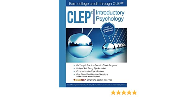 Amazon Clep Introductory Psychology Ebook Gcp Editors Kindle