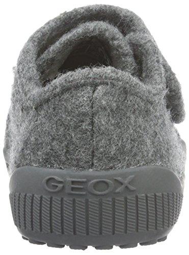 Geox J Home B, Zapatillas Bajas Niños Grau (GREYC1006)