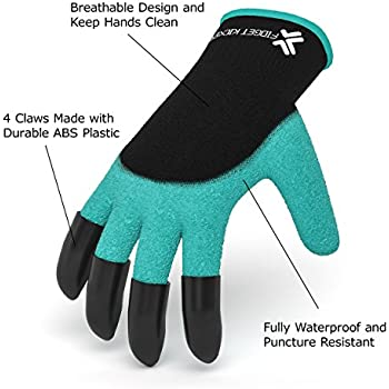 Amazoncom Customer reviews Garden Genie Gloves