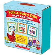 """Folk & Fairy Tale Easy Readers Parent Pack: 15 Classic Stories That Are """"Just Right"""" for Young Readers"""