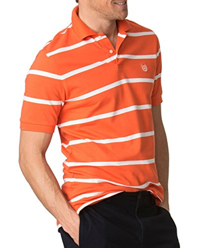 Chaps Striped Polo - 3